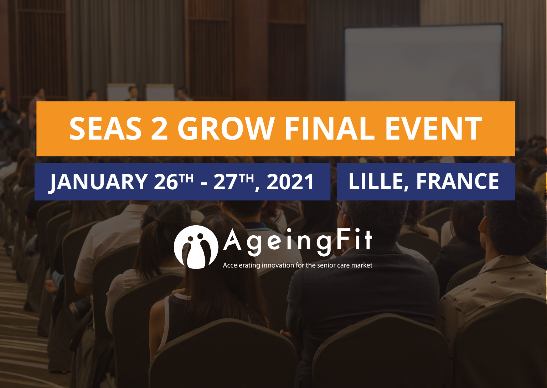 Join us for the SEAS 2 Grow final event on January 26-27, 2021 in Lille!